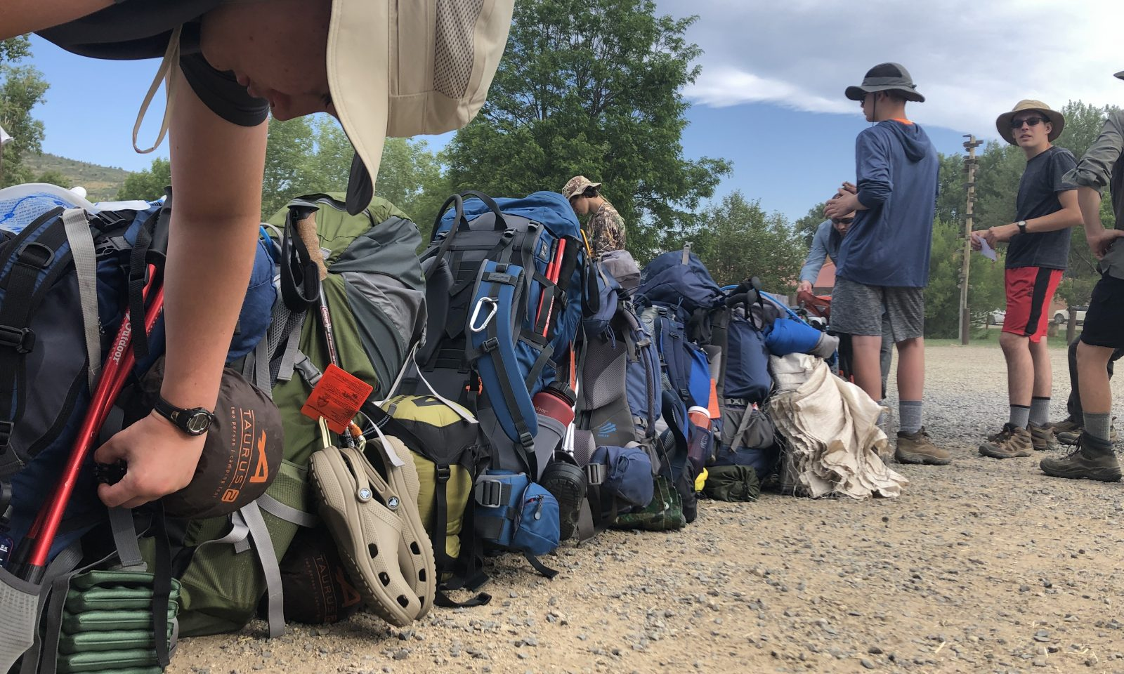 Philmont part 2 – Basecamp